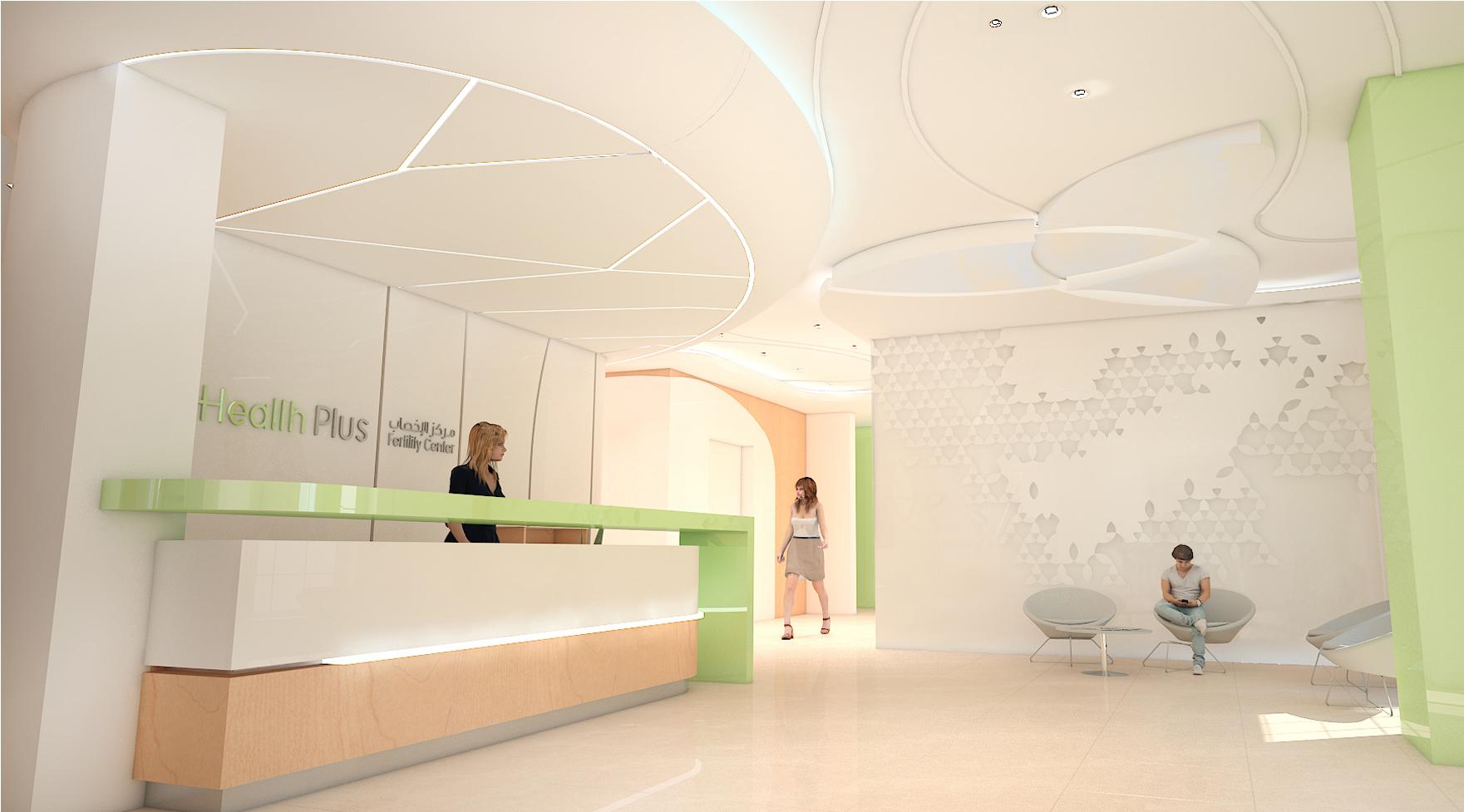 HealthPlus IVF Fertility Center, Villa 1, 2 & 3